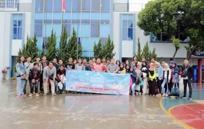 Pelepasan, Kunjungan Wisata UKM DCFC Ke 4 Kota
