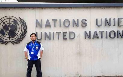 Dosen Darmajaya Jadi Delegasi Relawan TIK Indonesia Terima Penghargaan Internasional