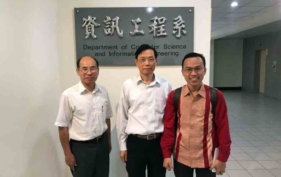 Membanggakan, Dosen Darmajaya Mengajar Kelas Internasional di Taiwan