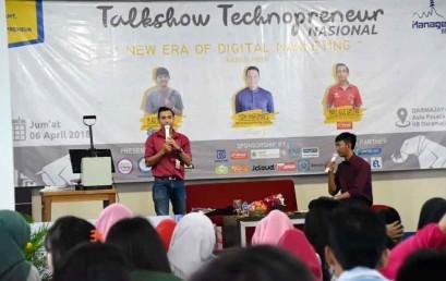 Mahasiswa Darmajaya Perdalam Digital Marketing
