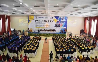 IIB Darmajaya Mewisuda 352 Lulusan Berjiwa Technopreneur