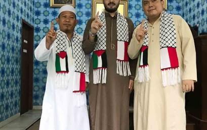 Syech Yahya Alnajjar : Palestina Butuh Bantuan Muslim Indonesia
