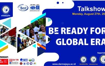 Jurusan Manajemen Kampus Biru ini Ajak Maba Perkenalkan Diri di Era Global