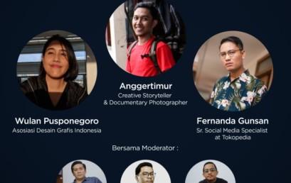 DKV IIB Darmajaya akan mengajak Anda untuk belajar dan berkarya melalui acara Webinar Creative Talk