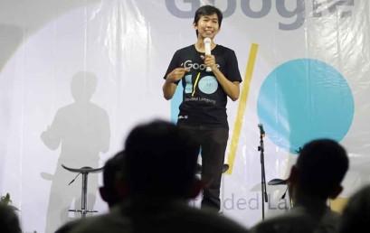 Google I/O ExtendedDorong Pemuda Lampung Kreatif Ciptakan Aplikasi Digital