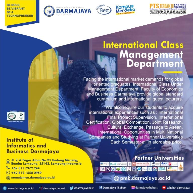 international class 1