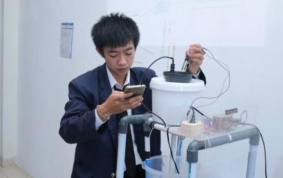 Mahasiswa Darmajaya Ciptakan Rancang Bangun Sistem Kontrol Irigasi Tetes Berbasis IoT