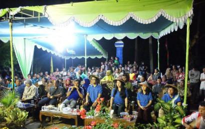 Relawan TIK IBI Darmajaya dan KIV Korea Kunjungi Desa Jati Indah