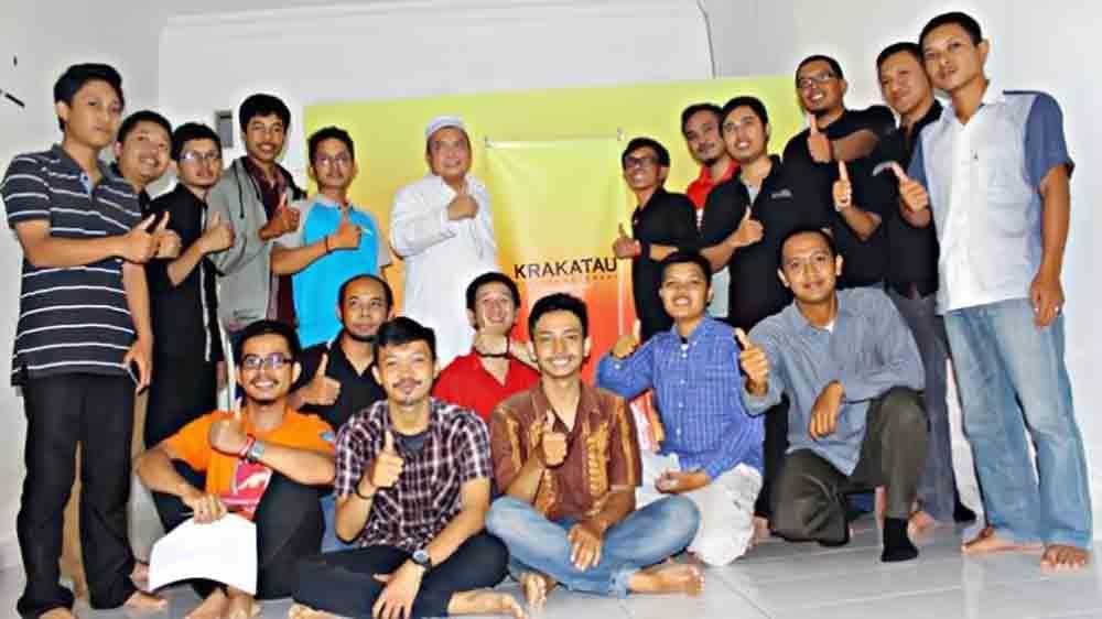 Dorong Startup di Lampung, DJCorp Insiasi Krakatau Digital Movement