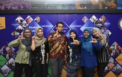 Mahasiswa Malaysia Puji Dosen Muda IIB Darmajaya