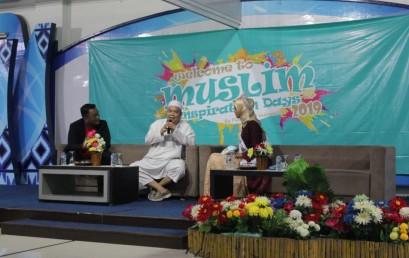 Muslim Inspiration Days, Rektor IIB Darmajaya: Anak Muda Harus Berani Berwirausaha