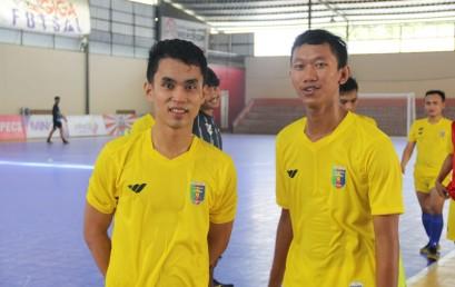 Dua Mahasiswa IIB Darmajaya Perkuat Tim Futsal Pra PON Lampung 2020