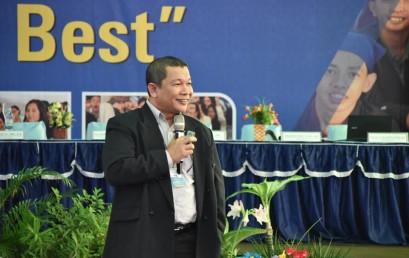 Ories 2019, Warek I : Kalian Harus Bangga Jadi Mahasiswa IIB Darmajaya