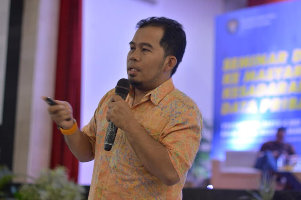 Dosen IIB Darmajaya Ini Jadi Pembicara Seminar Badan Siber dan Sandi Negara
