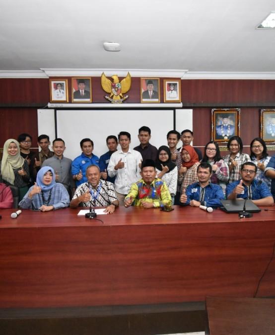 IBI Darmajaya Kirim 23 Mahasiswa Kuliah di Empat Negara