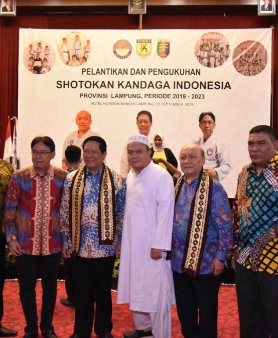 Shokaido Lampung Gelar Darmajaya Open Tournament & Festival Karate 2019
