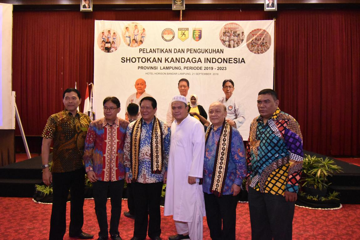 Shokaido Lampung Gelar Darmajaya Open Tournament & Festival Karate 2019