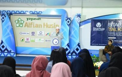 Bangun Startup, Firmansyah : Bandar Lampung Bisa Jadi Silicon Valey