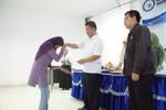Kemahasiswaan IBI Darmajaya Serahkan SK dan Kontrak Beasiswa CSR tahun 2011