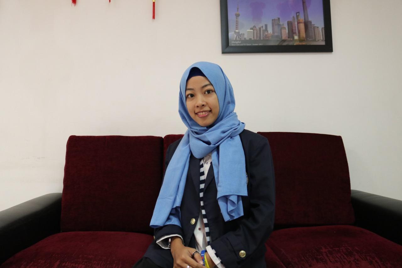 Mahasiswi IIB Darmajaya Wakili Lampung dalam Ekspedisi Inspirator Nusantara 2019